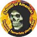 SOA - Training Terrorists since 1946 - SOA BUTTON