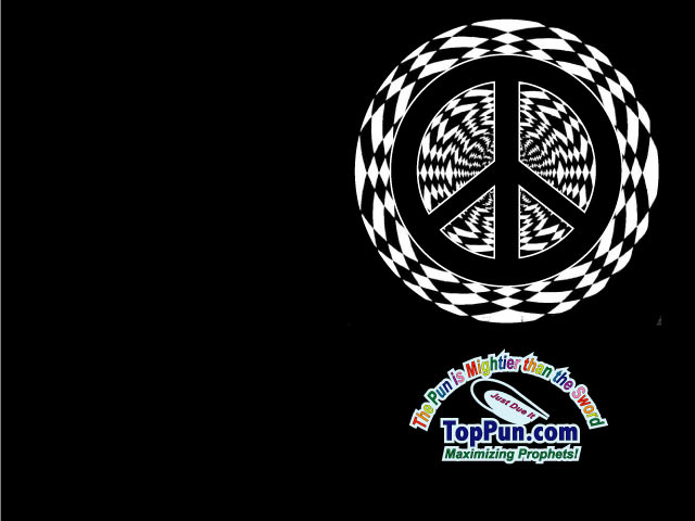 Download Free Peace Sign Wallpaper Hypnotic Peace