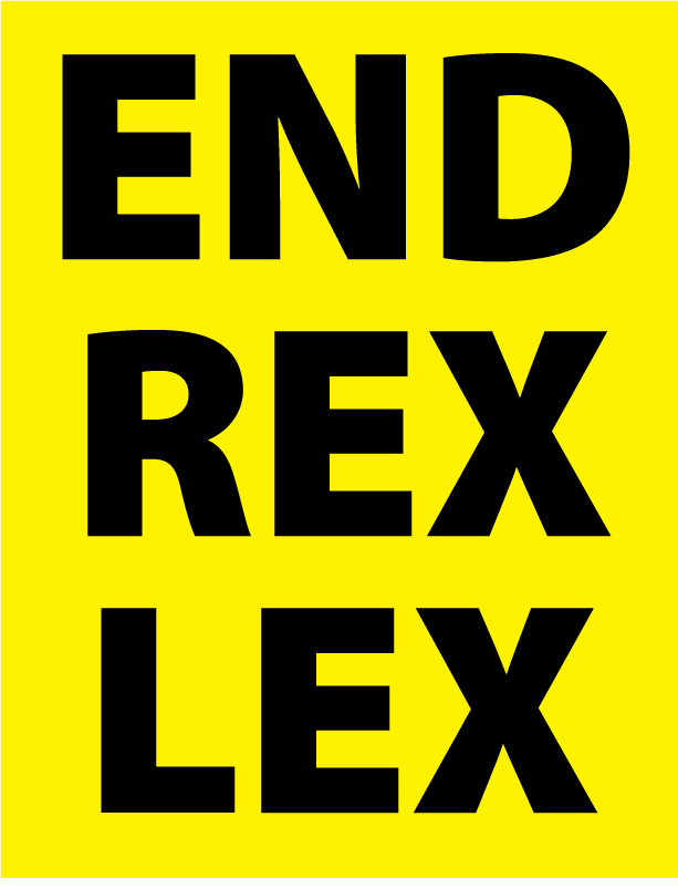 END REX LEX