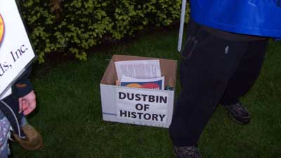 Dustbin of History POEM: Duckiness
