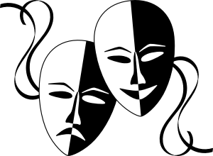 theatrical-masks